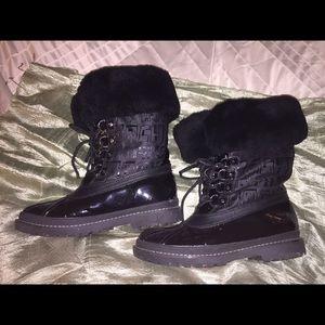 Coach Rain/Snow Boots
